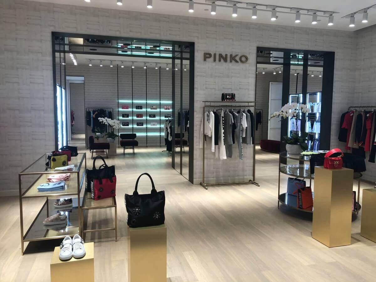 new product f4d2e 17b63 20180307-PINKO-SHOP PICS (1) - Skymm International Company Ltd.